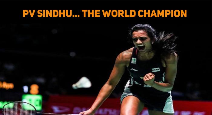 PV Sindhu Creates History!
