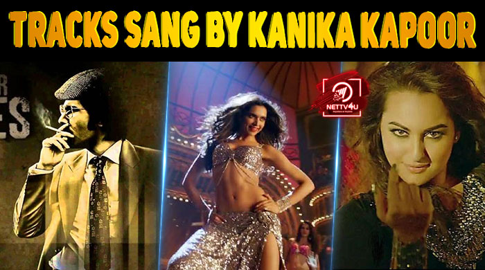 Top 10 Best Song Tracks Sang By Kanika Kapoor | Latest