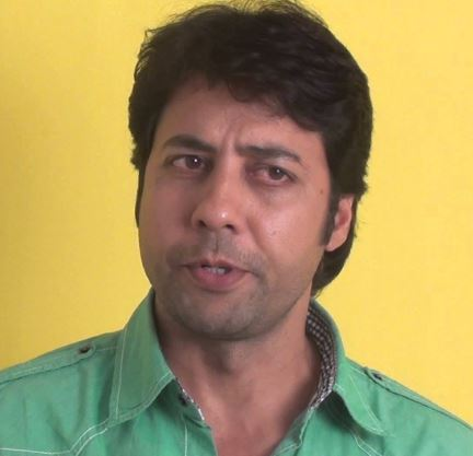 Manish Raj Sharma Hindi Actor