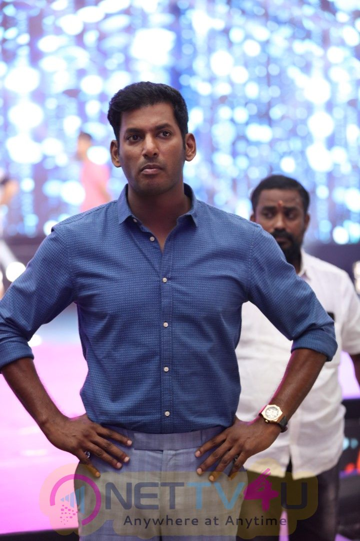Sandakozhi 2 Movie Audio Launch Images Tamil Gallery