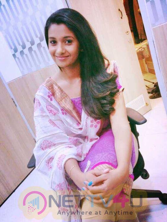 Pretty Actress Priya Bhavani Shankar New Looking Stills Tamil Gallery
