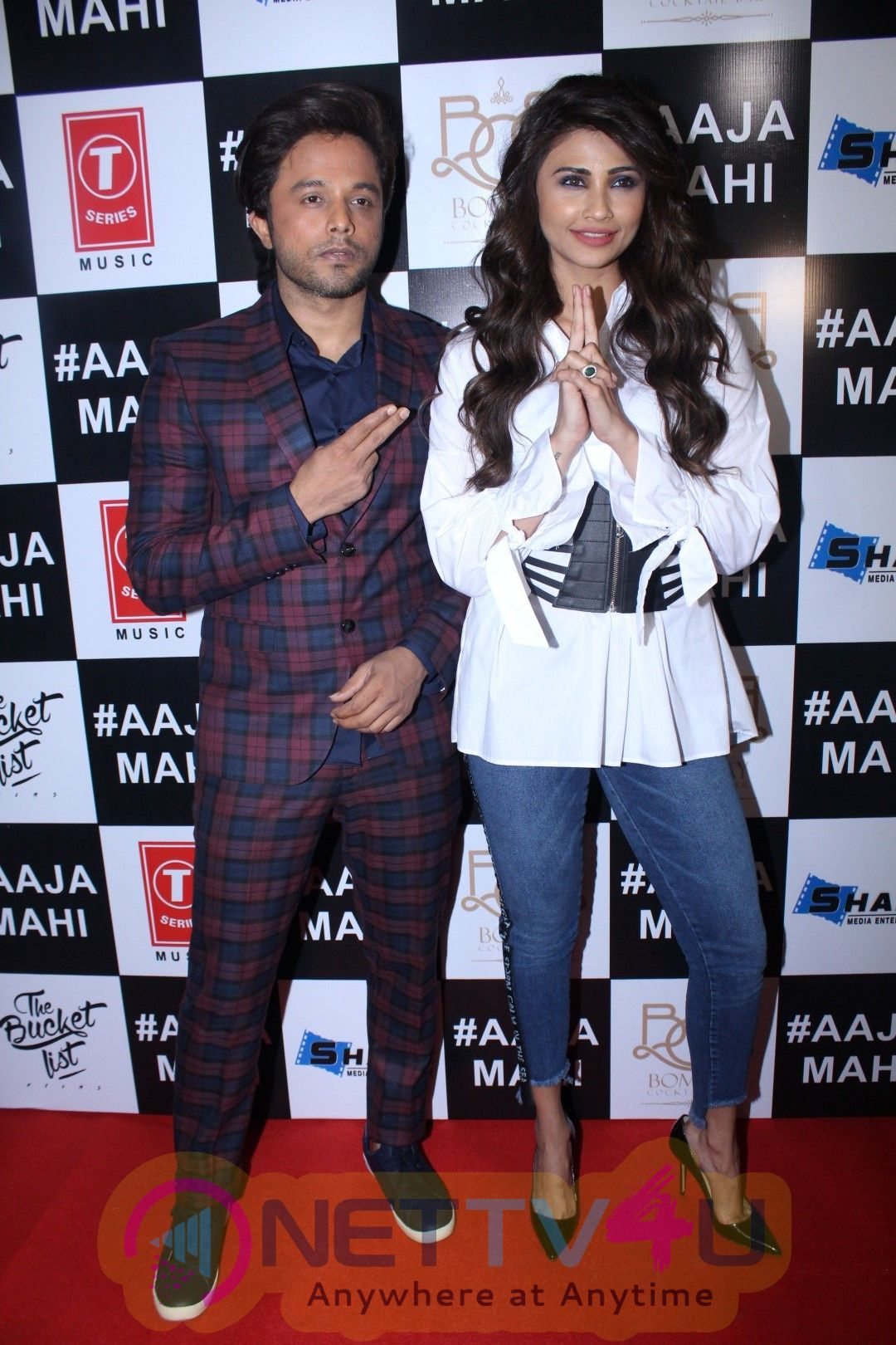 The Single Song Launch By Aaja Mahi With Daisy Shah & Aaryan Stills