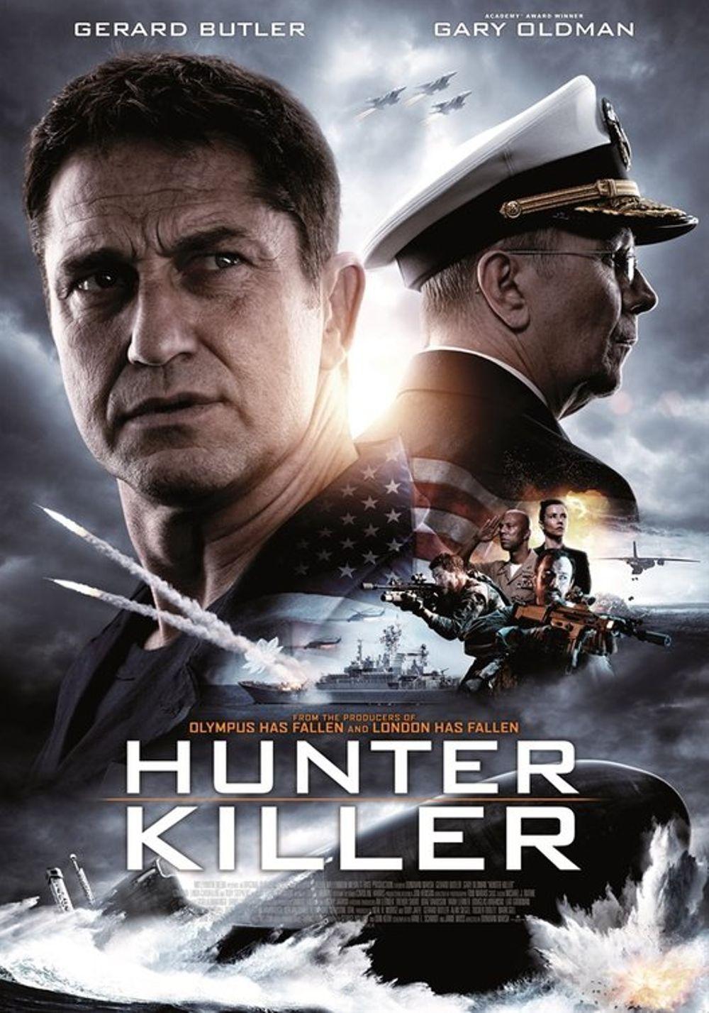 Hunter Killer Movie Review English Movie Review