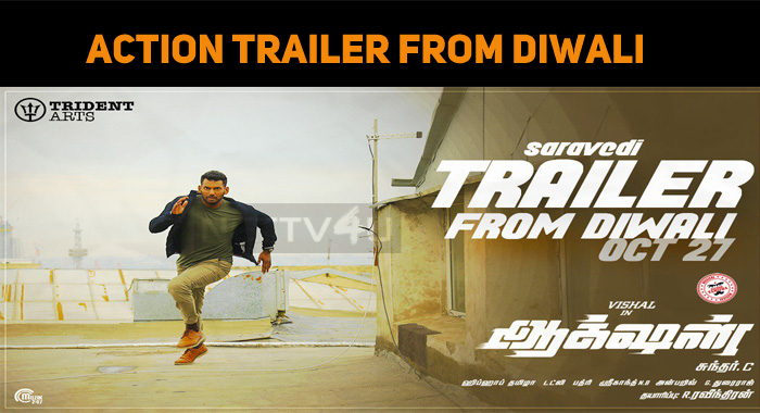 Action Trailer From Diwali!