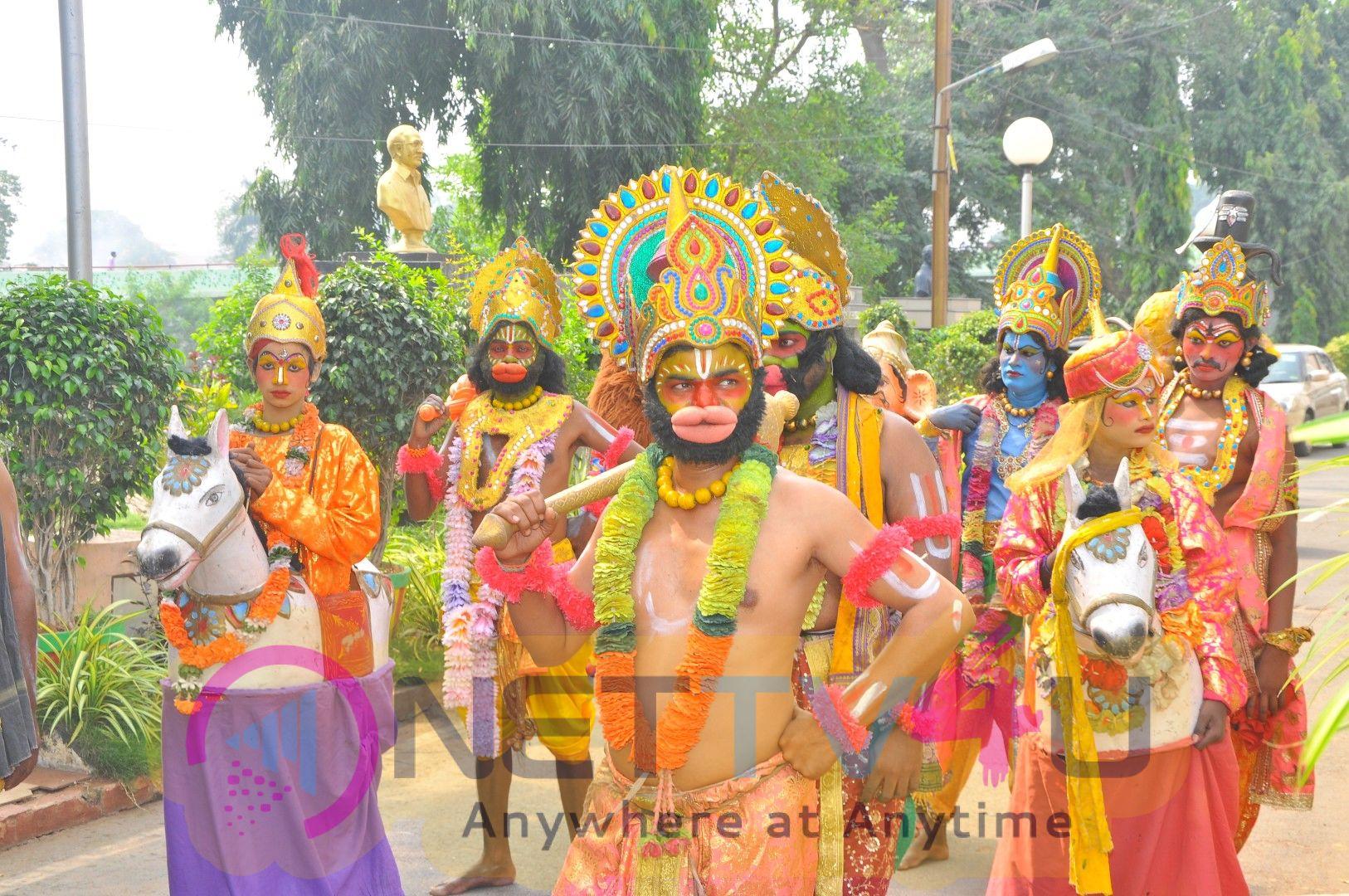 Chitrangada Singh At The Inauguration Of Amaravati Theatre Festival Pics
