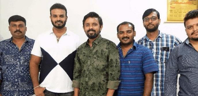 Noted Icons Umapathi And Sathyaprakash Join Hands For Movie
