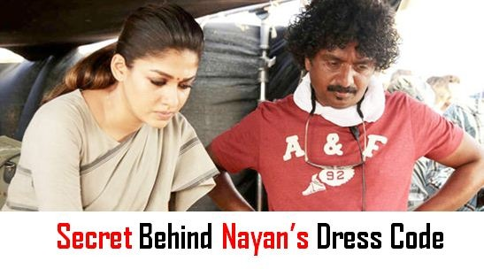 Secret Behind Nayantara's Dress Code In Aramm!