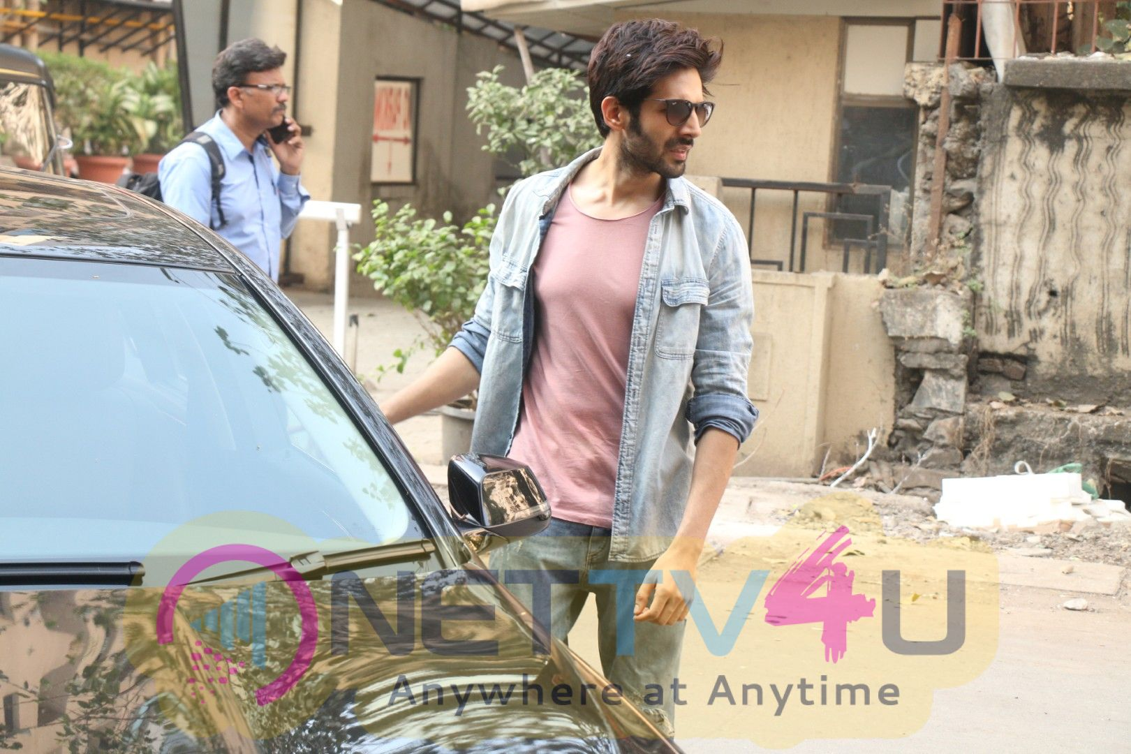Actor Kartik Aaryan Handsome Stills Hindi Gallery