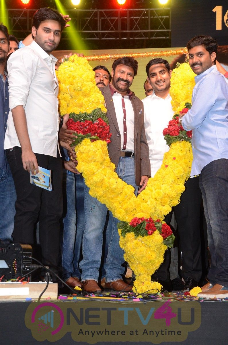 Jai Simha Movie Audio Launch Photos