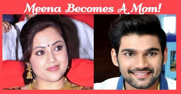 Meena Becomes A Mom!