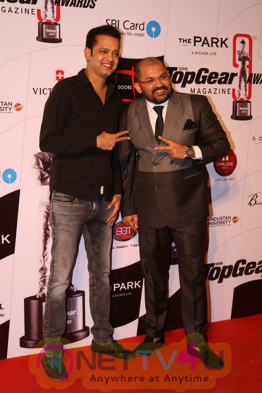 9th Edition Of Top Gear Magazine Awards With Many Celebs Photos
