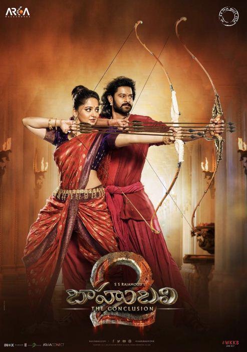 Anushka And Prabhas' New Still From Baahubali I..