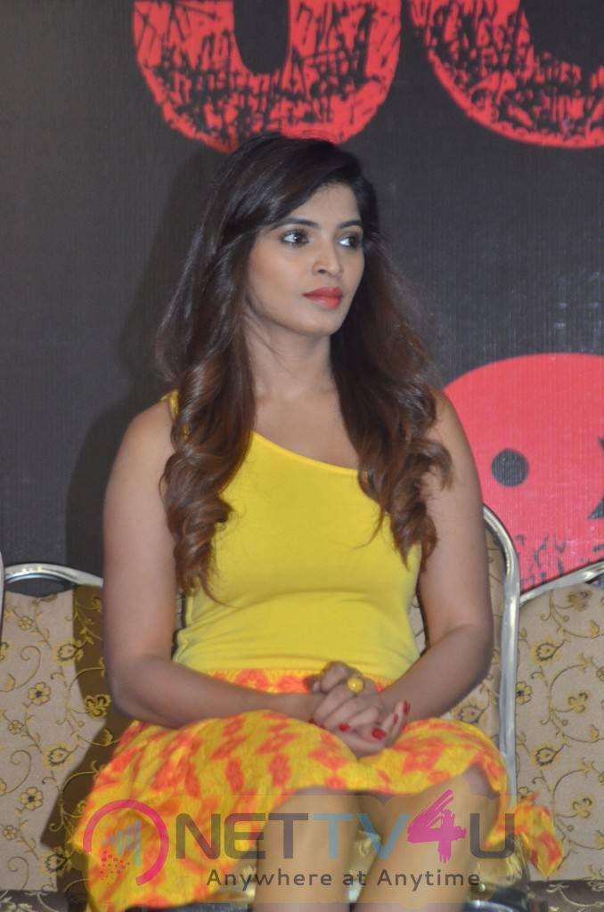Actress Sanchita Shetty Charming Pictures Kannada Gallery