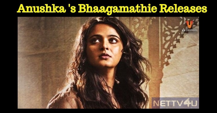 Bhaagamathie Is An Okay Watch!