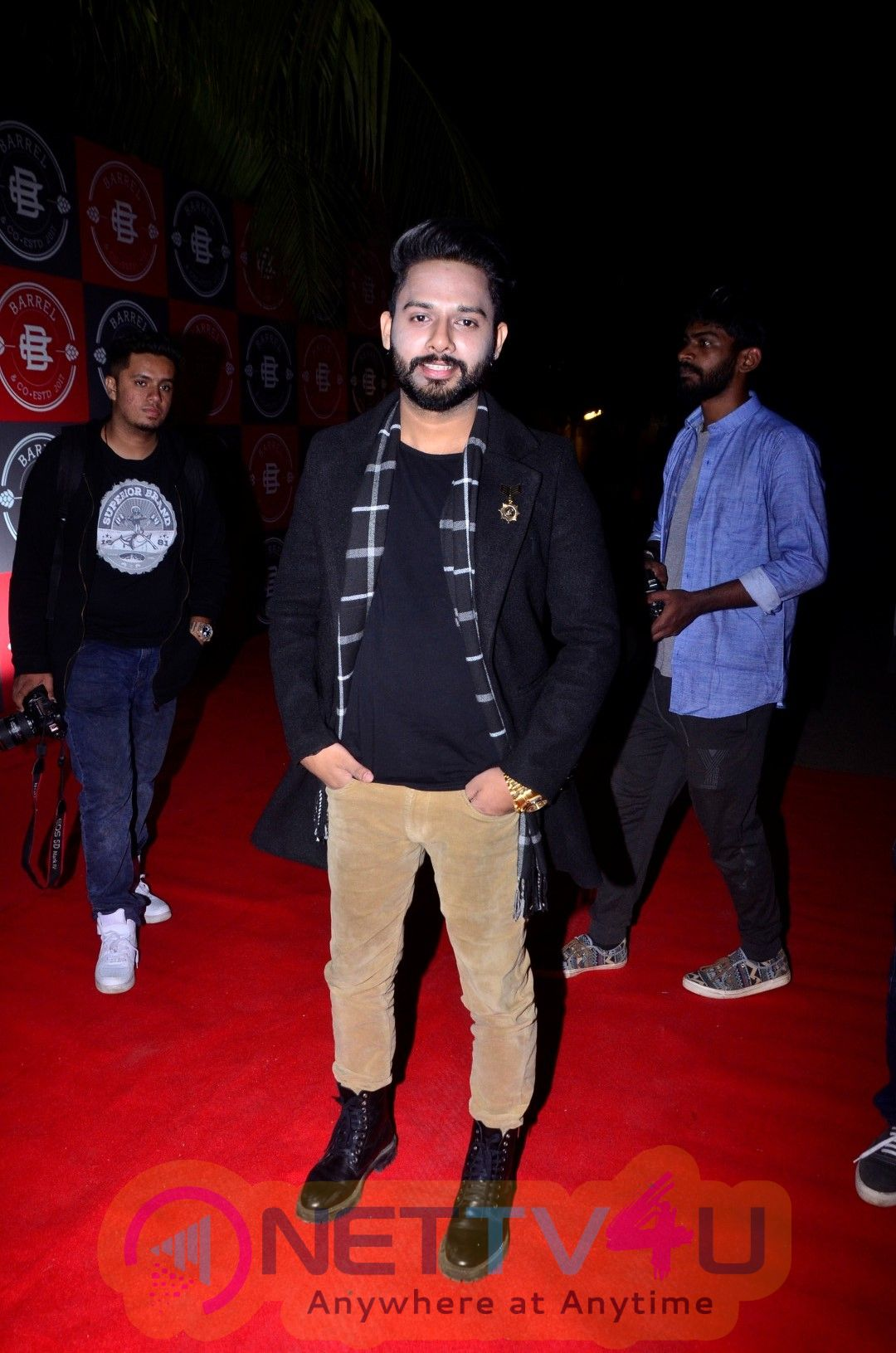 Suyyash Rai, Stebin Ben, Aditi Seiya And Many More Stars At Barrel Musical Night Images