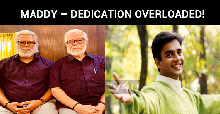 Maddy – Dedication Overloaded!