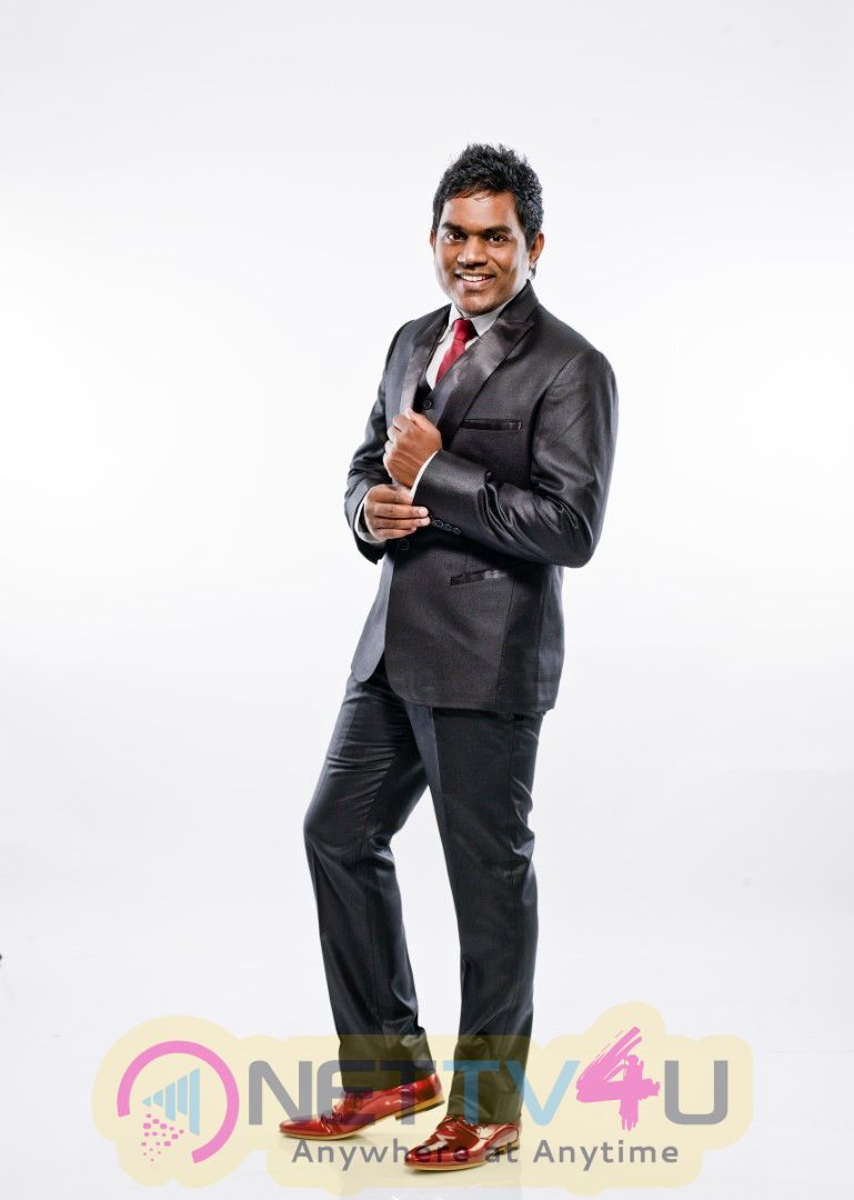 Music Director Yuvan Shankar Raja Handsome Pics