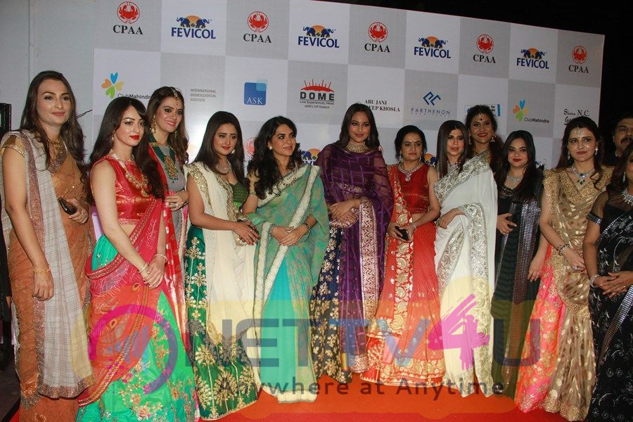 Caring With Style Abu Jani Sandeep Khosla & Shaina NC Fashion Show To Raise Funds For Cancer Patient Aid Association