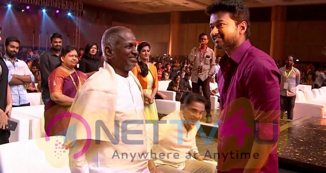 Thalapathy Vijay At Vikatan Awards Event Photos Tamil Gallery