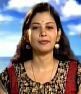 Anchor Srilekha Malayalam Actress