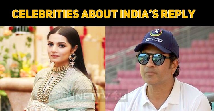 Celebrities On India's Reply To Pakistan!