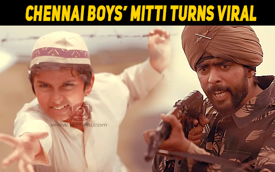 Chennai Boys' Mitti Is Viral Over Social Media!..