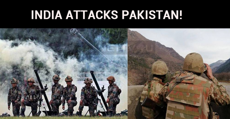 India Attacks Pakistan! A Reply To Pulwama Attack?