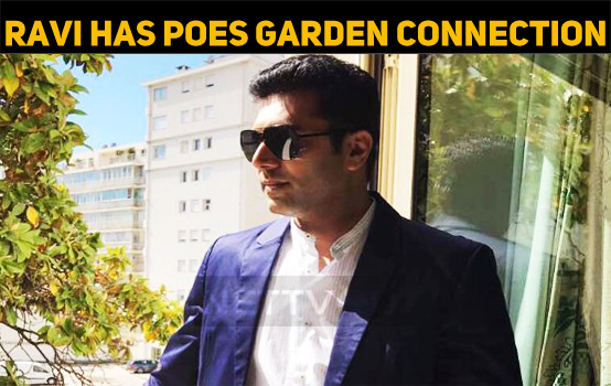Jayam Ravi Gets A Posh Bungalow In Poes Garden?