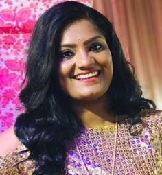 Swathi Anchor Malayalam Actress