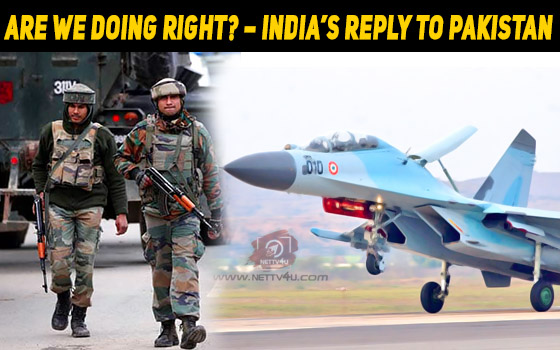 What Happened Actually? Are We Doing Right? – India's Reply To Pakistan