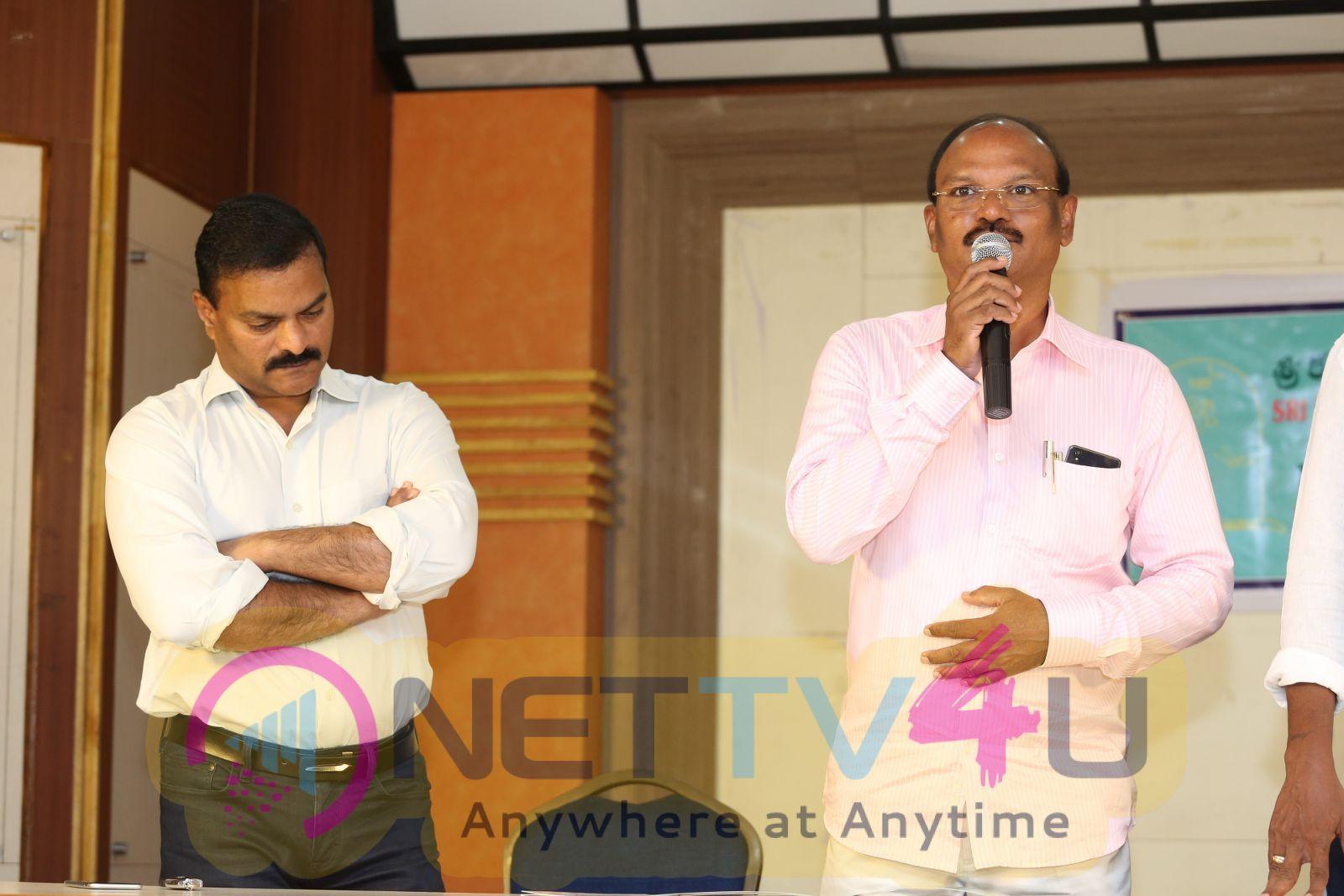 Sri Kala Sudha 19th Awards Press Meet Pics