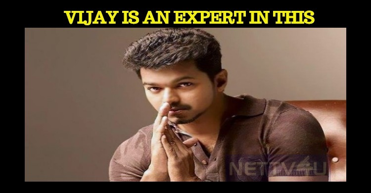 Dance Master Brinda Speaks About Vijay!