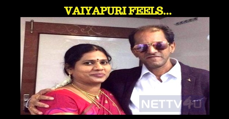 Vaiyapuri Is Worried About His Bigg Boss Friend..