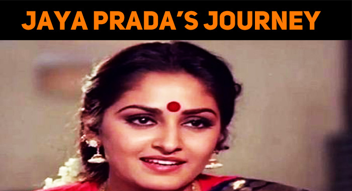 From TDP To SP To BJP – Jayaprada's Journey