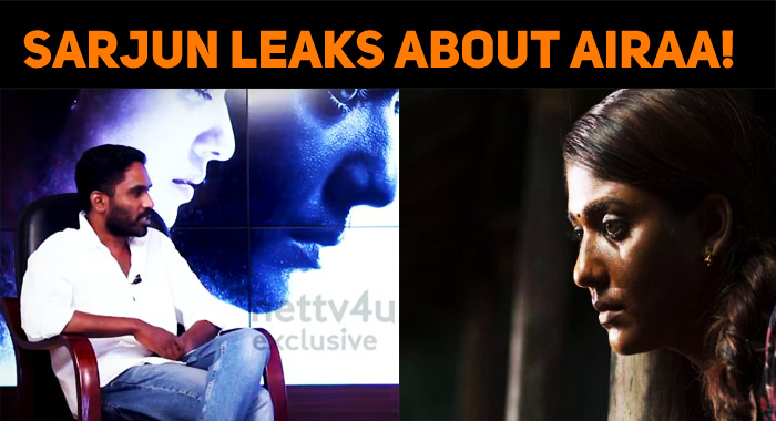 Sarjun Leaks About Airaa!