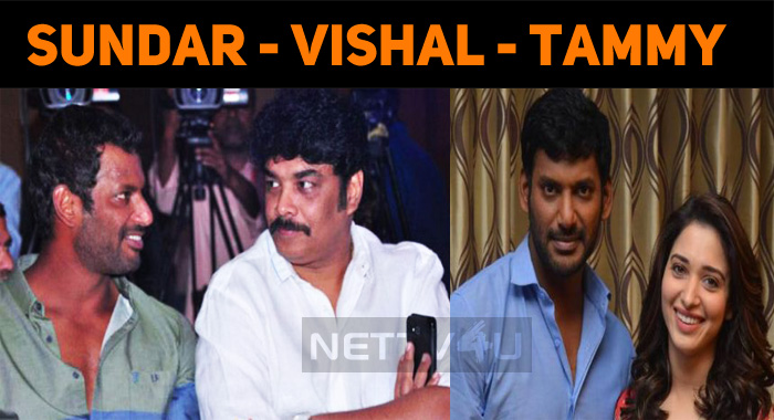 Sundar C – Vishal Team In Turkey!