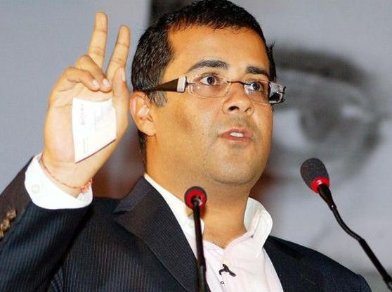 Delhi University Students To Study Chetan Bhagat's Story!