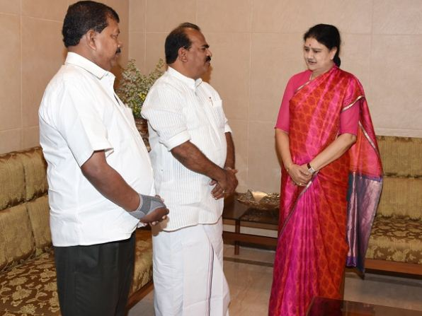 No Need To Unite Both The ADMK Teams – Nanjil Sampath