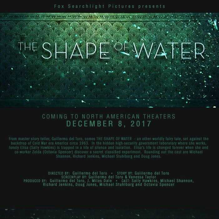The Shape Of Water Movie Review English Movie Review