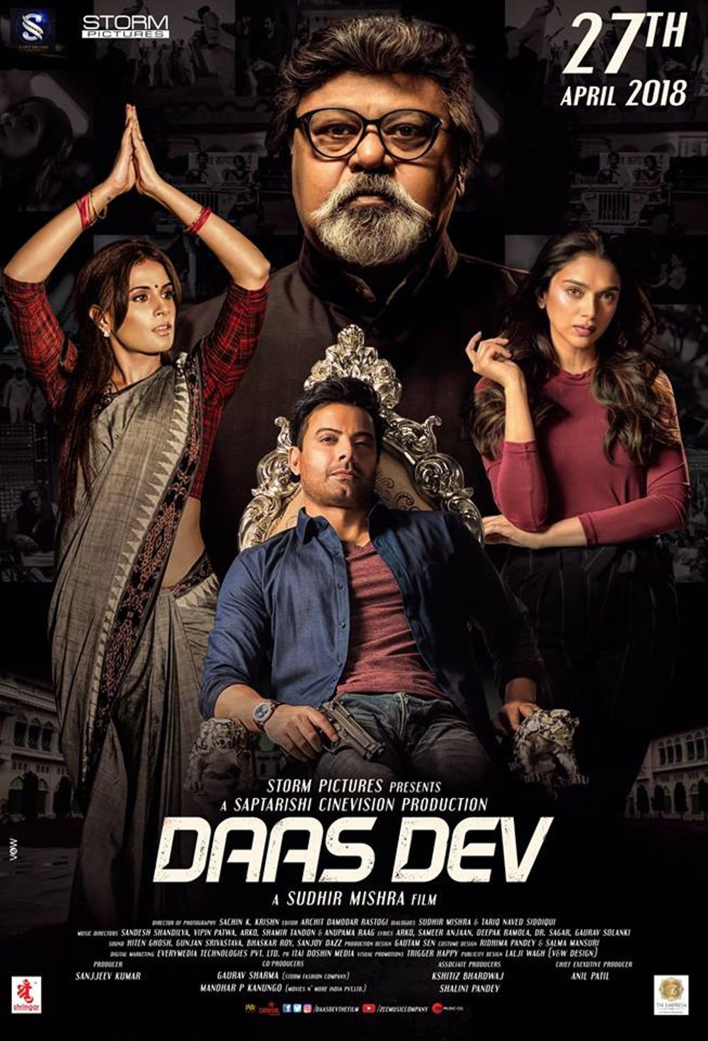 Daas Dev Movie Review Hindi Movie Review
