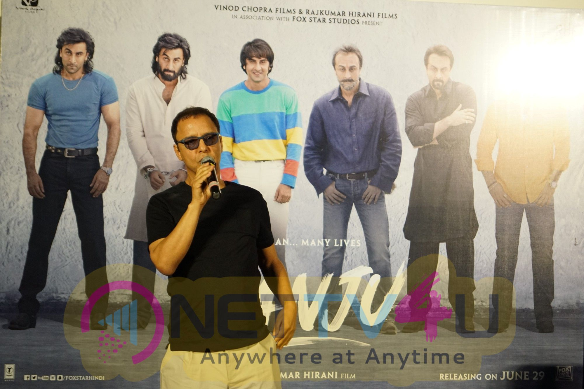 Sanju Movie Trailer Launch Hindi Gallery