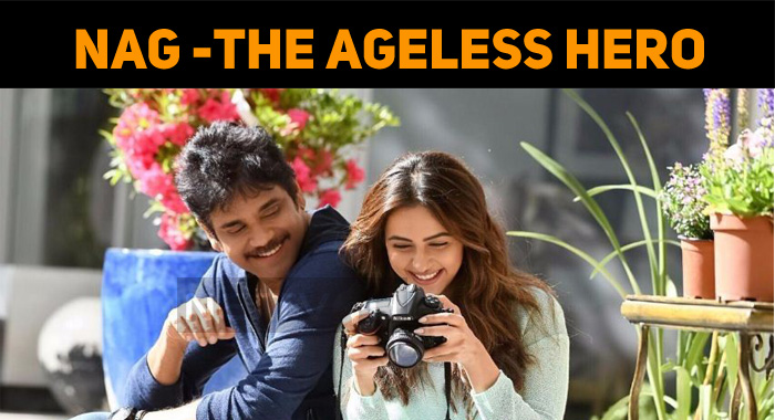 Nag Is The Straight Competitor For His Sons! The Ageless Hero!