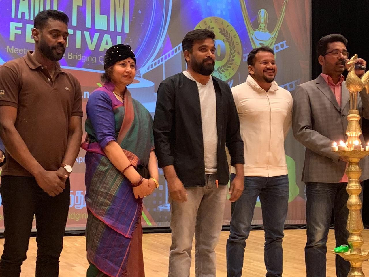 Norway Tamil Film Festival 2019 Launched Director Sasi Kumar Pics Tamil Gallery