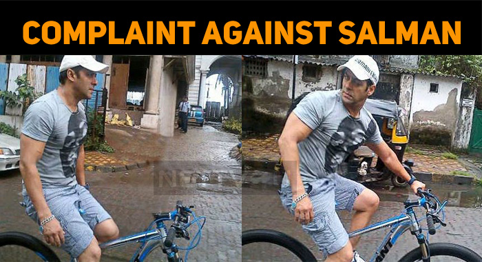 Salman Khan In A Controversy!