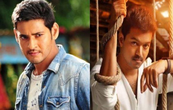 Vijay And Mahesh Babu To Fight?