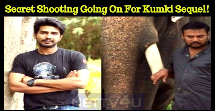 Secret Shooting Going On For Kumki Sequel!