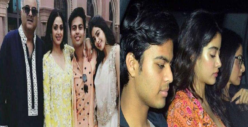 Jhanvi Kapoor's Break Up With Her Boyfriend Akshat!