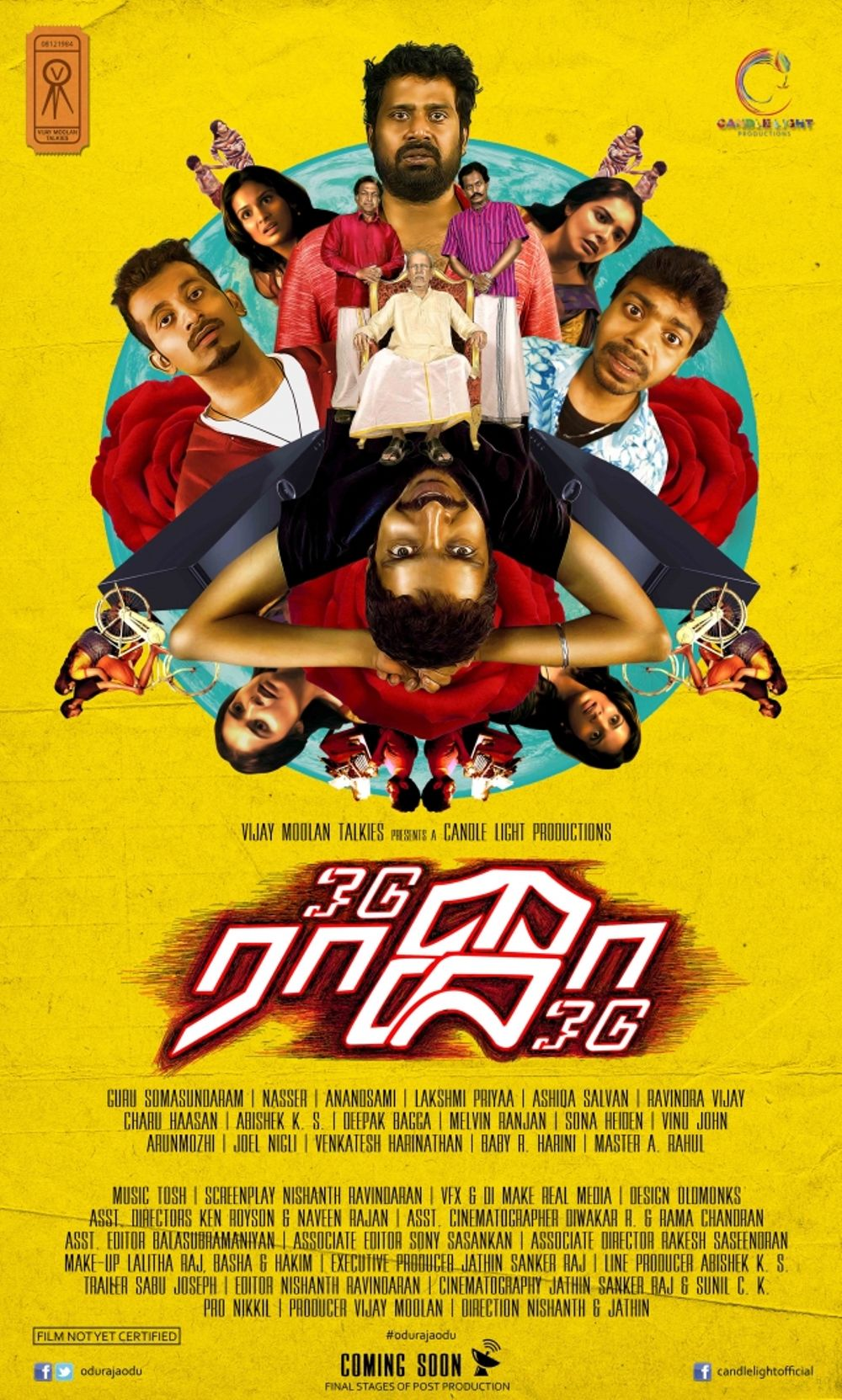 Odu Raja Odu Movie Review Tamil Movie Review