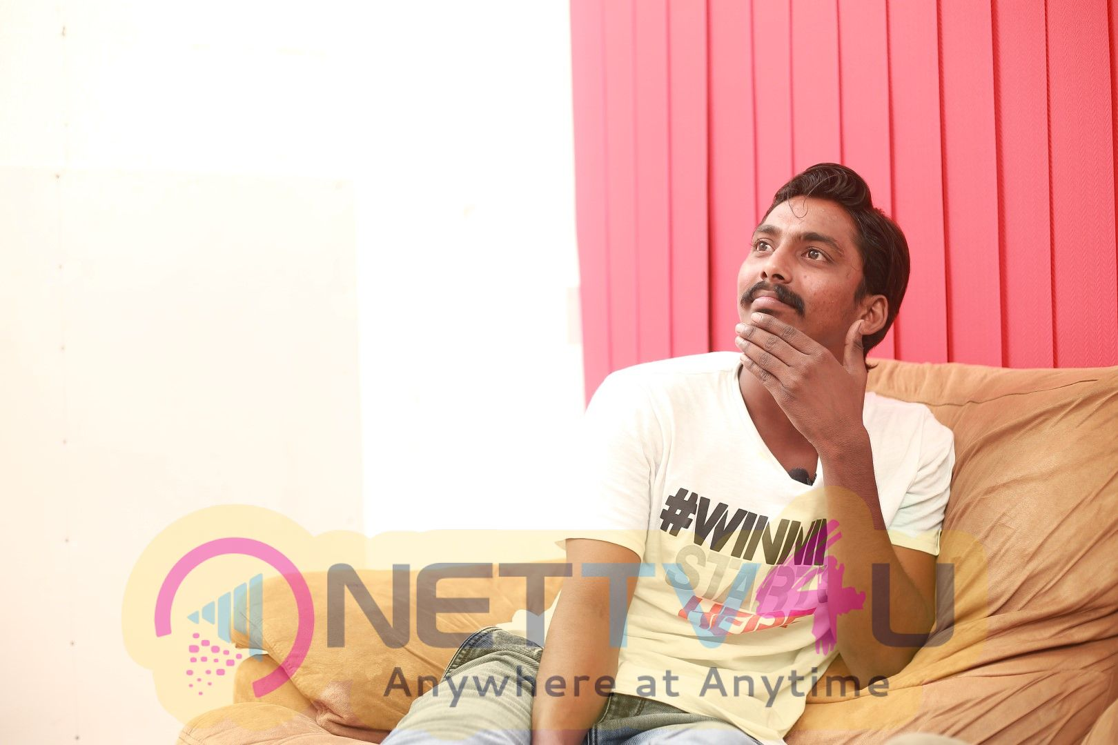 Comedy Actor Sarath Raj Exclusive Interview Pics