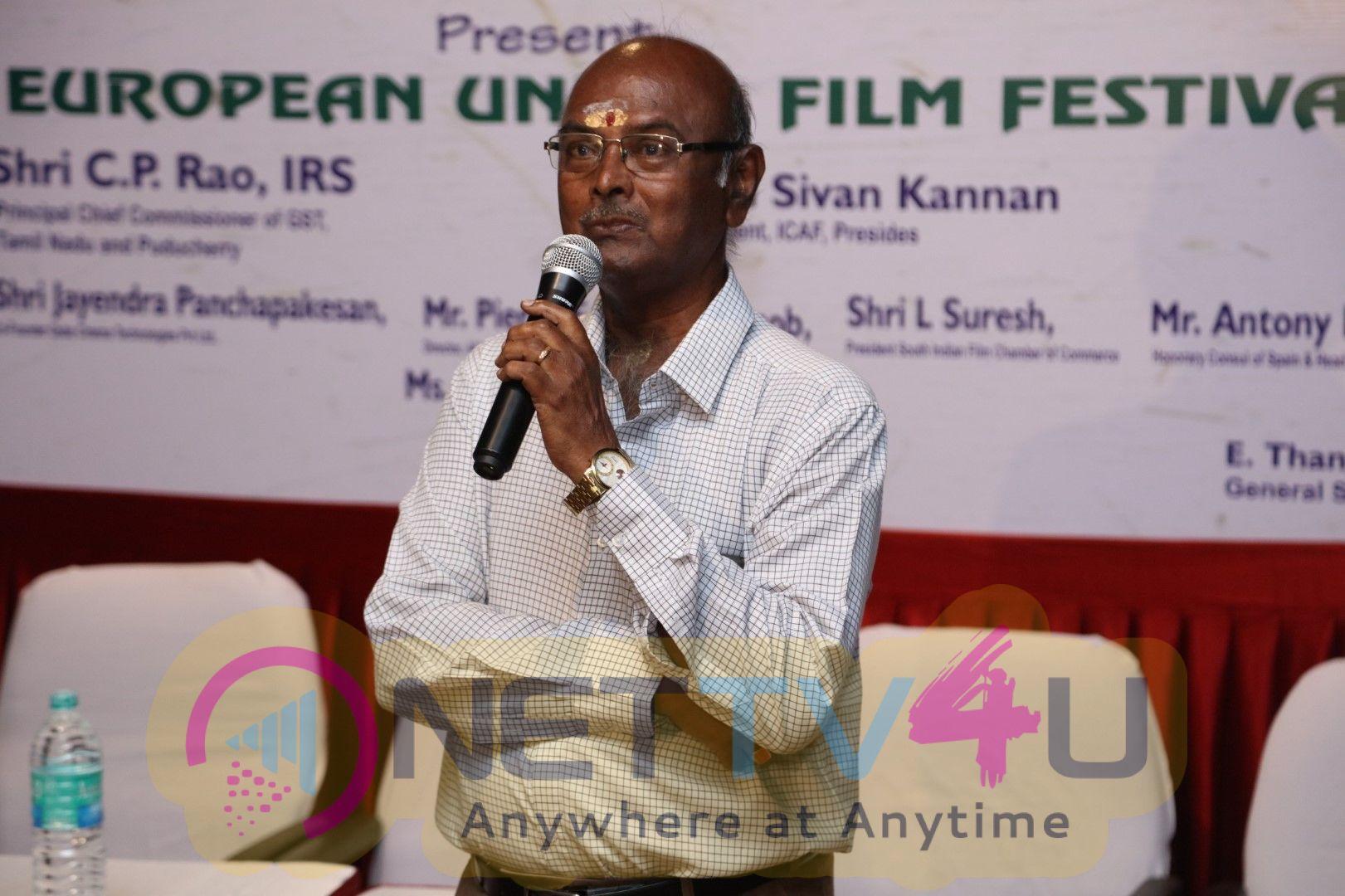 European Union Film Festival Inauguration Function Stills
